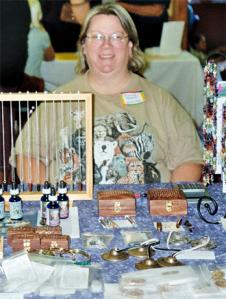 Diana, Fair Vendor